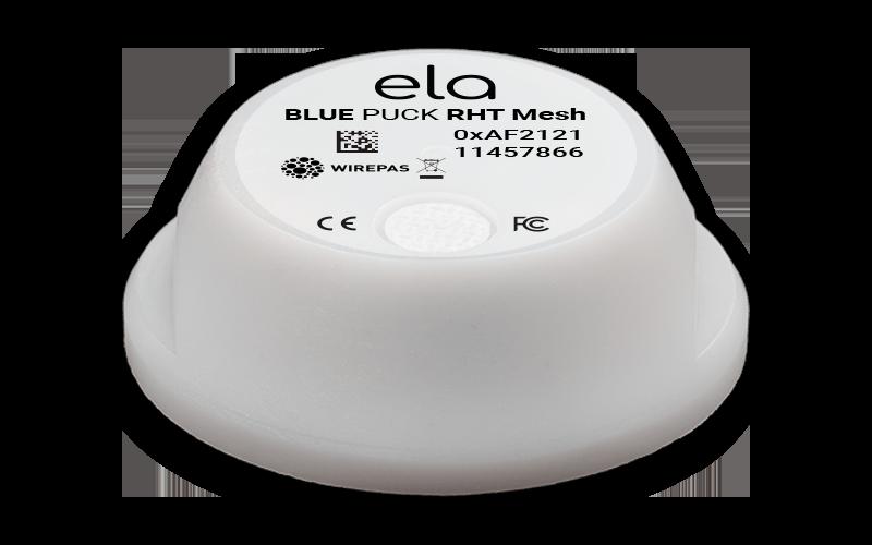 Blue PUCK RHT Mesh Face plongeante