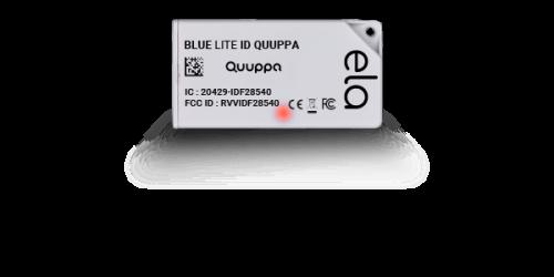 Eshop Blue LITE ID Quuppa