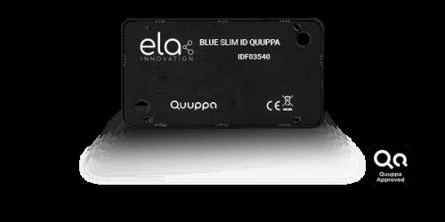 Eshop Blue SLIM ID Quuppa
