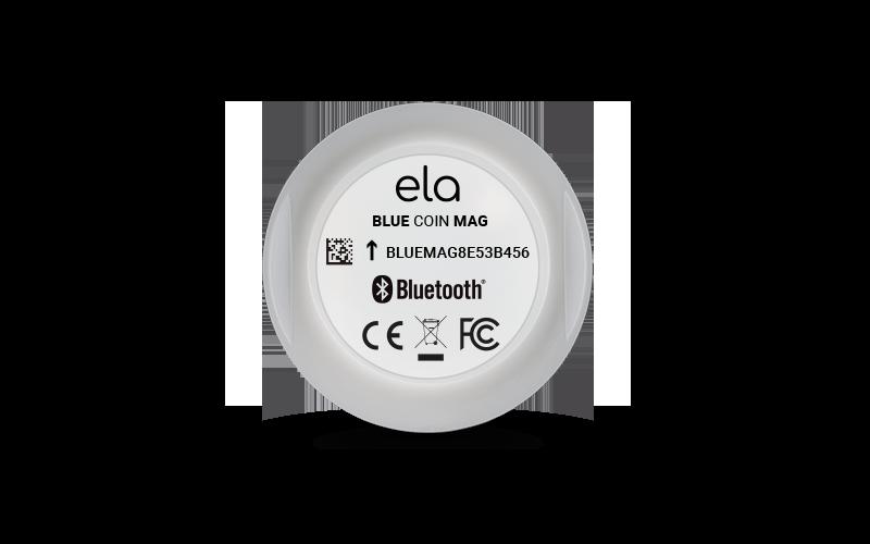 Capteur BLE - Blue COIN MAG