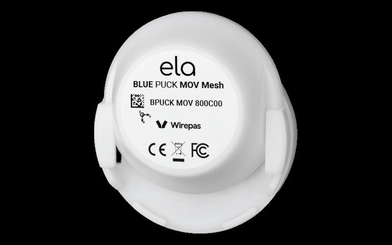 Blue PUCK MOV MESH - Holder