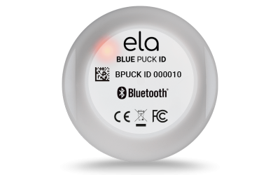 Blue PUCK ID LED_Ombre